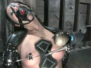 Girl gagged fucked and tortured
