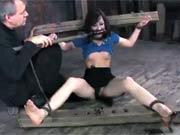 Slave gets obedience