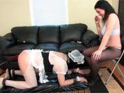 Sissy bitch slave