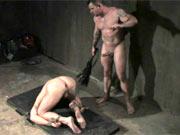 Torture of night cop