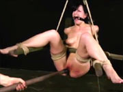 Elise Graves tied and tortured