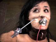 Sensual torture of emo girl