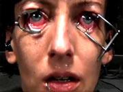 Facial torture pain