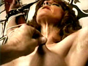 Mature gets tits and pussy torture