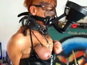 Slave trained at home