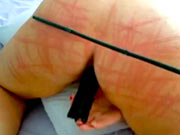 Caning of the ass
